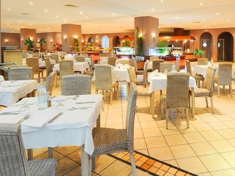 Restaurante Buffet - Vincci Djerba Resort 4*