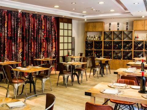 Le diner Restaurant - Vincci Selección Posada del Patio 5*