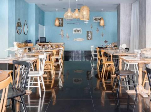 Restaurante - Bar Lounge Ocean - Vincci Málaga 4*