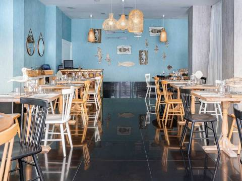 Ristorante - Bar Lounge Ocean - Vincci Málaga
