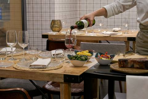Restaurante Entremuros - Vincci Selección Posada del Patio 5*