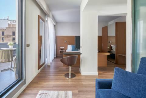 Chambres - Vincci Zaragoza Zentro 4*
