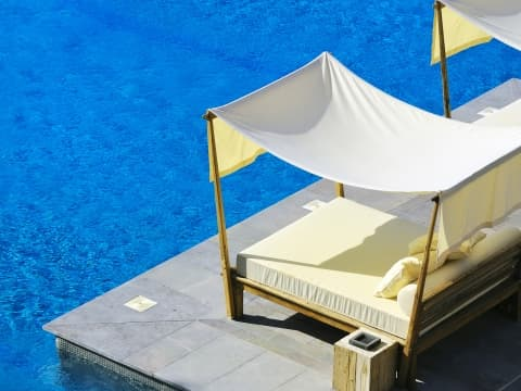 Jardines y piscinas - Vincci Selección Estrella del Mar 5*