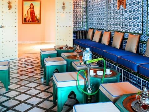 Thé Lounge - Vincci Hélios Beach 4*