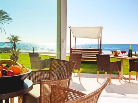 Restaurant Beach Club Day - Vincci Selección Estrella del Mar 5*