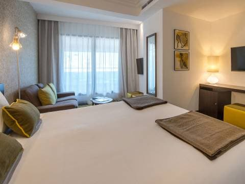 Rooms - Vincci Centrum 4*