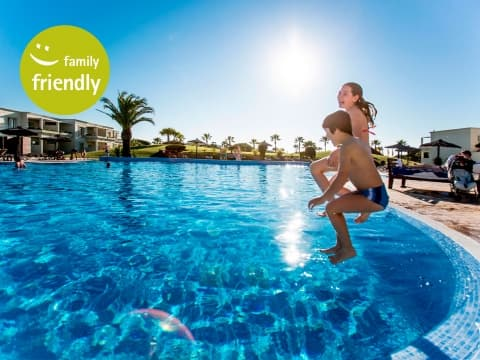 Family Friendly - Vincci Costa Golf