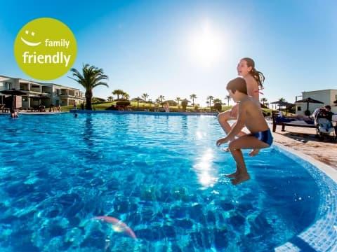Family Friendly - Vincci Costa Golf 4*