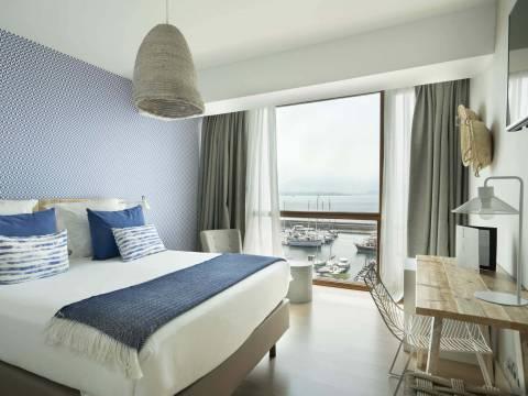 Habitación Panorámica | Vincci Santander Puertochico