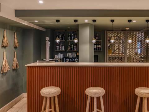 Bar Lounge | Vincci Puertochico