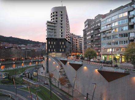 Vincci Bilbao - Banner welcome