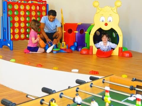 Zona Infantil - Vincci Djerba Resort 4*