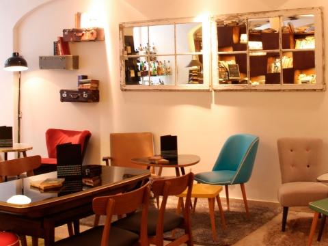 Bar und Lounge - Vincci Baixa 4*