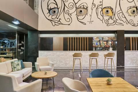 Bar Cafetería - Vincci Zaragoza Zentro 4*