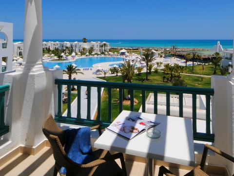 Pool - Vincci Helios Beach 4*