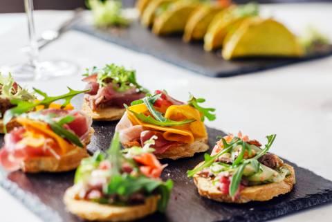 Gastronomia -Safira Palms