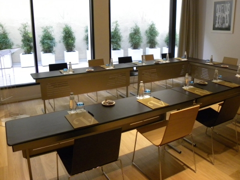 Meeting rooms | Vincci Gala 4*