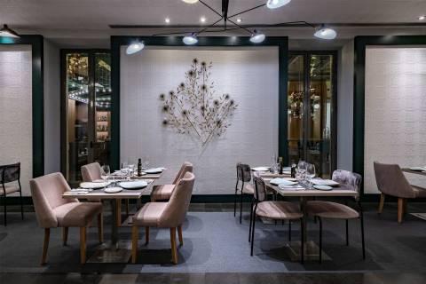 Restaurant Nomad - Vincci Soho 4*