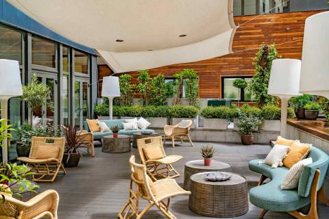 Terrasse Nomad Food & Bar - Vincci Soho 4*