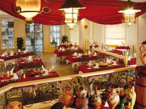Restaurante Tahini - Vincci El Mansour 4*