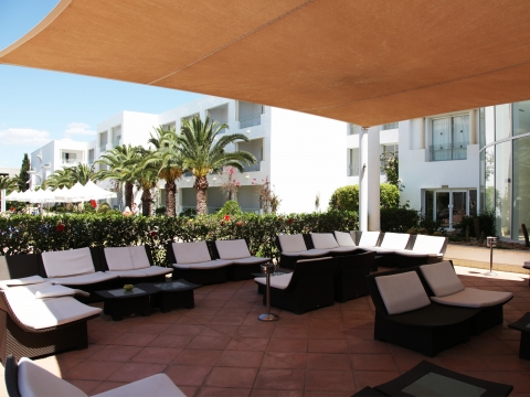 Salles | Vincci Flora Park - Adults Only 4*