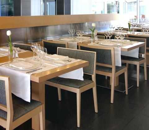 Restaurant Jardí de Mar - Vincci Marítimo