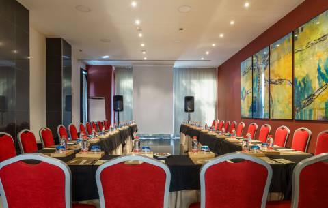 Konferenzräume - Vincci Málaga 4*