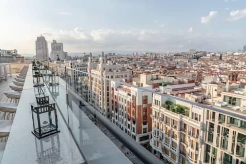 Terrasse Abrelatas | Vincci Capitol 4*