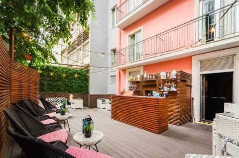 Terrasse Ar Bar - Vincci Liberdade 4*