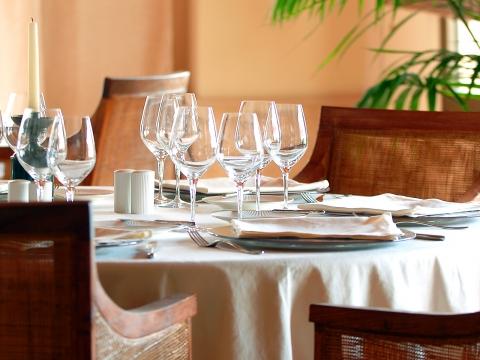Restaurant El Colonial - Vincci Selección La Plantación del Sur 5* Lujo
