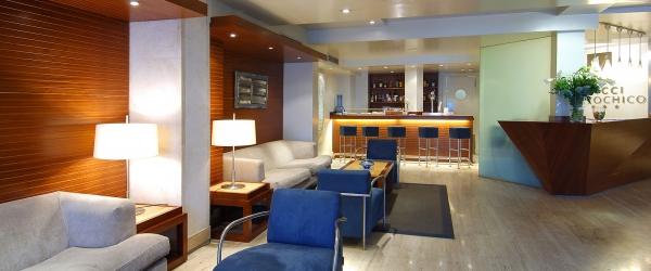 Services Hotel Santander Puertochico - Vincci Hotels - Bar Lounge