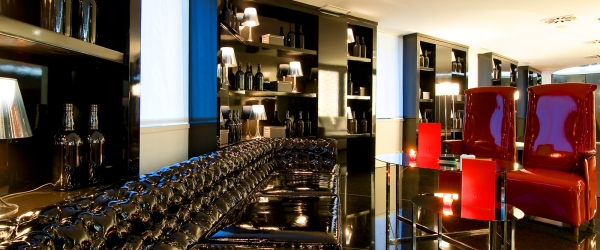 Services Hotel Madrid Vía 66 - Vincci Hotels - Bar Lounge