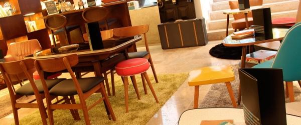 Bar und Lounge | Vincci Baixa 4*