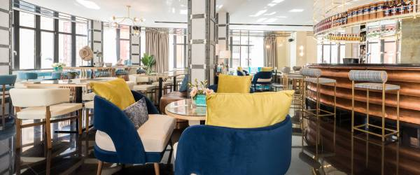 Servicios Hotel Madrid Capitol - Vincci Hoteles - Bar Reims