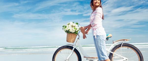 Biciclette gratuite Servizio - Servizi Aleysa Hotel Boutique & Spa - Vincci Hoteles