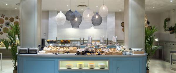 Services Hotel Valencia Lys - Vincci Hotels - Buffet Breakfast