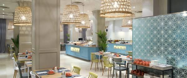 Servizi Lys Hotel Valencia - Vincci Hoteles - Buffet Colazione