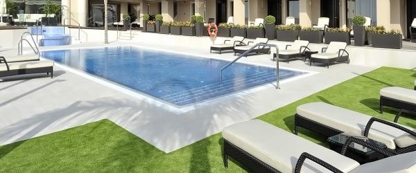 Servicios Hotel Vincci Aleysa Boutique&Spa - Jardín