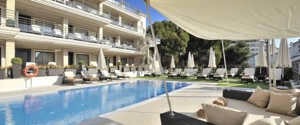 Hotel Vincci Aleysa Boutique&Spa - Piscina e Jacuzzi esterna