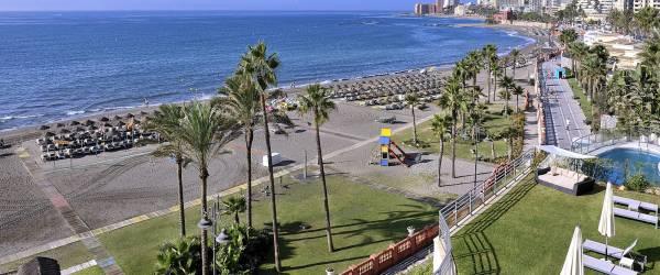 Services - Vincci Selección Aleysa Boutique&Spa - Amache sulla spiaggia