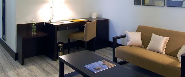 Habitaciones Hotel Barcelona Marítimo - Vincci Hoteles - Junior Suite