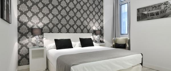 Habitaciones Hotel Lisboa Baixa - Vincci Hoteles - Habitación Estándar
