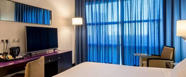 Camere Hotel Vincci Barcelona Maritime - Camera Doppia