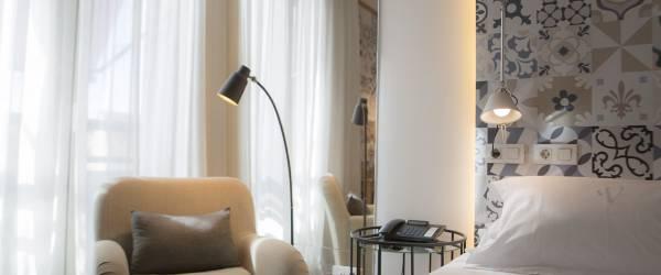Habitaciones Hotel Madrid Soma - Vincci Hoteles - Vincci Doble