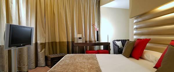 Camere Capitol Hotel Vincci Madrid - Tower Suite 360º