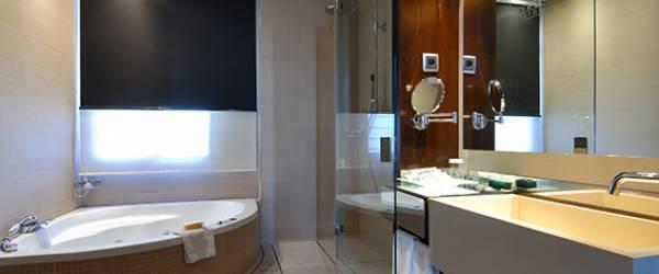 Übernachtung im Hotel Capitol Madrid - Tower Suite 360º