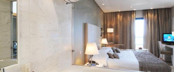 Chambres Hôtel Vincci Nozha Beach Hammamet - Chambre Familiale