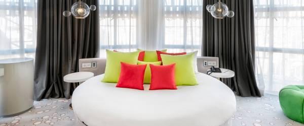 Camere Capitol Hotel Vincci Madrid - Vincci Sky light