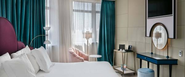 Chambres Capitol Hôtel Madrid - Vincci Hoteles - Deluxe Panorámica Gran Vía