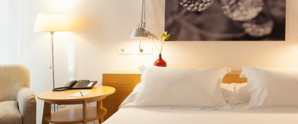 Rooms Hotel Soma Madrid - Vincci Hotels - Vincci Double Room